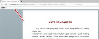Download File di Scribd Tanpa Login dan Upload