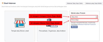 Membuat Like Box Facebook Fanspage