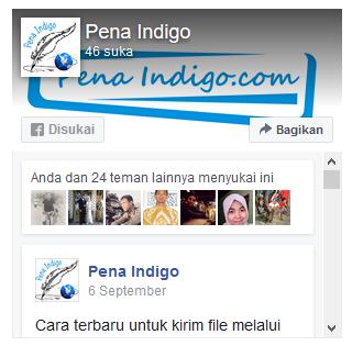 Panduan Lengkap Memasang Fanspage Facebook di Blog