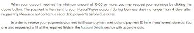 minimal pembayaran