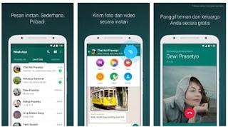 WhatsApp Messenger Untuk Android Terbaru