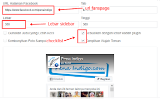Fanspage Facebook Lengkap dengan Tampilan Post