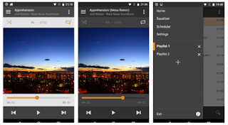 Pemutar Musik Android AIMP