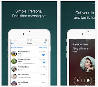 Download Aplikasi WhatsApp untuk iPhone