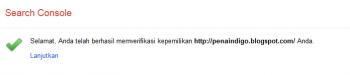 cara daftar dan verifikasi blog di google webmaster tools 3