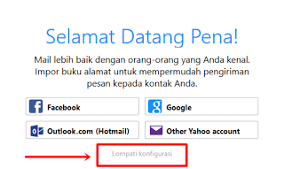 cara membuat email dari yahoo