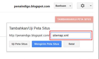 cara submit sitemap di google webmaster tools 1