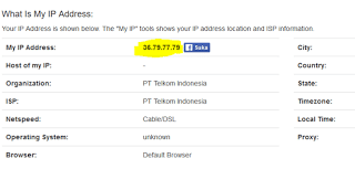 Cara Melihat IP Address Laptop