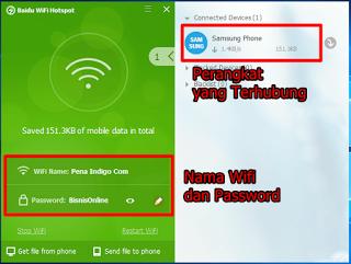 cara Mengubah Laptop Menjadi Hotspot Wifi Tanpa Router