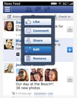 Aplikasi Facebook Seluler Terbaru