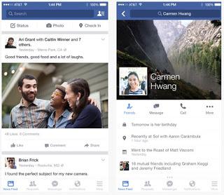 Aplikasi Facebook Terbaru Gratis ios