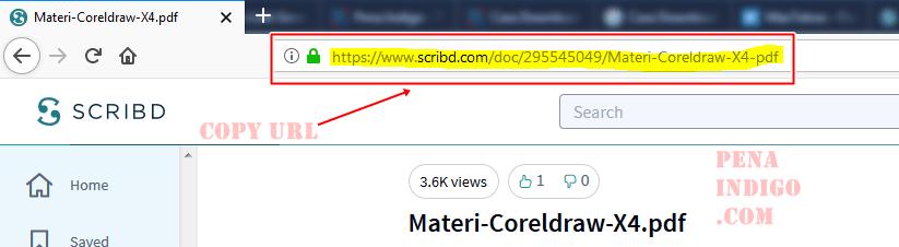 cara download scribd tanpa upload