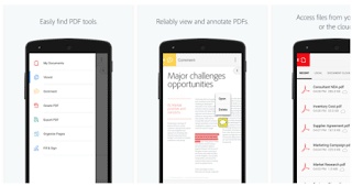 Aplikasi PDF Reader Android Terbaru Gratis