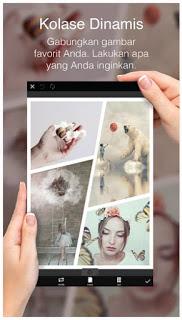 aplikasi edit foto terbaik paling populer untuk android