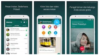 Download Aplikasi WhatsApp untuk Smartphone Android