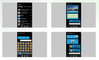 Aplikasi WhatsApp untuk Windows Phone