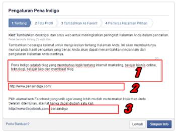 cara membuat fanspage facebook 1