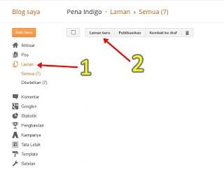 Cara Memasang Sitemap Keren di Blog