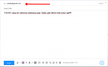 Cara Mengirim Email dari Yahoo ke Gmail