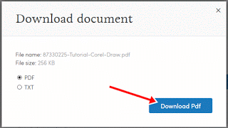 cara download di scribd.com