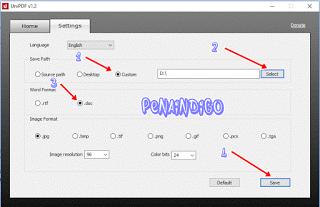convert file pdf