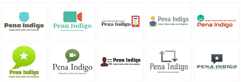 cara membuat logo keren secara online