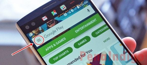 cara menghapus aplikasi android