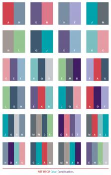 Kombinasi Warna yang Cocok untuk Desain dan Pakaian