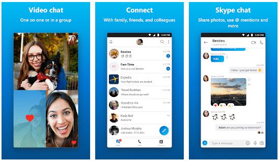 aplikasi video call android
