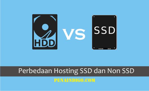Perbedaan Hosting SSD dan HDD