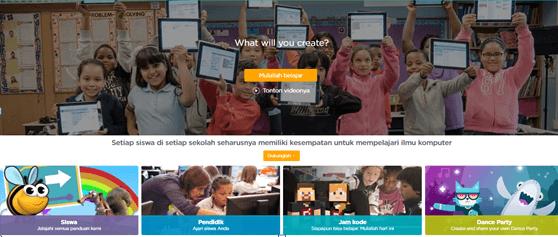 website belajar coding mandiri