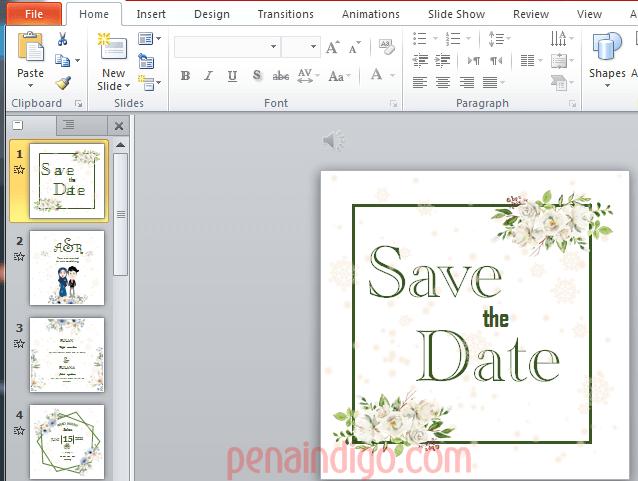 Cara Mengubah File Powerpoint Ppt Menjadi Video Pena Indigo
